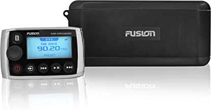 Fusion Marine Box with Wired Remote, Black