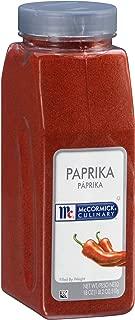 McCormick Culinary Paprika, 18 oz