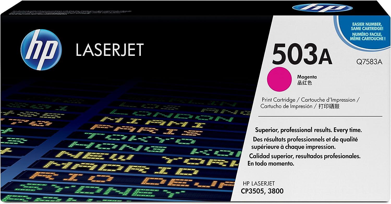 HP 503A | Q7583A | Toner-Cartridge | Magenta