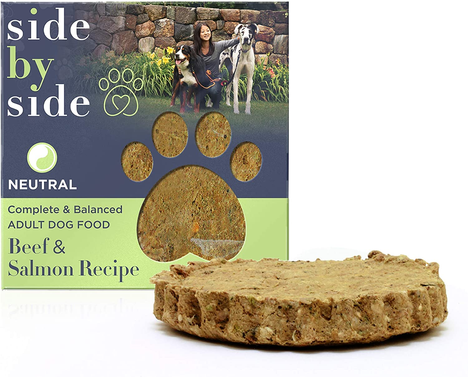 Side by - Max 75% OFF Freeze Dried Whole Ingredients High quality new Dog N Food