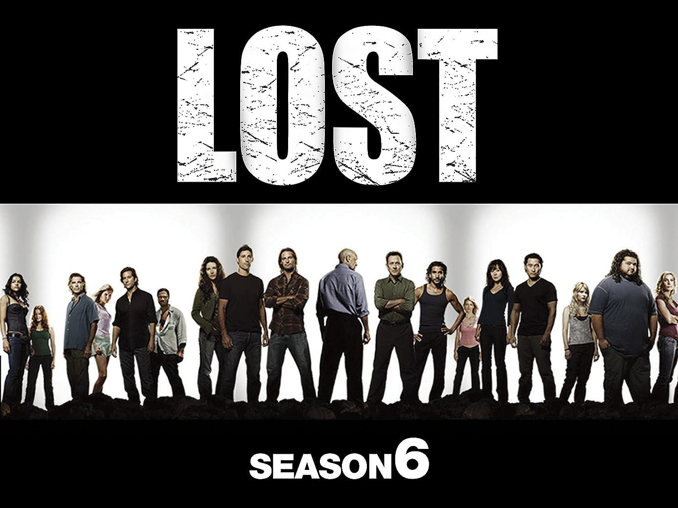 とティームシャー列挙するLOST シーズン6 (字幕版)