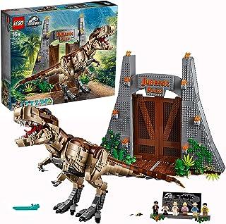 LEGO Jurassic World - Parque Jurásico: Caos del