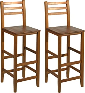 Best acacia wood bar stools Reviews