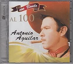 Antonio Aguilar Al 100 2CD Con Banda