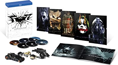 5,000 Sets Only Dark Knight Complete Trilogy