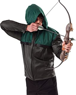 green arrow bow and arrow costume