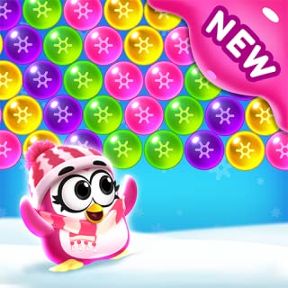 Frozen Pop - Frozen Bubble Shooter Puzzle Games