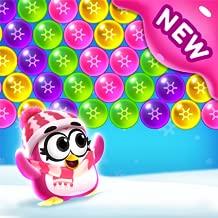 Frozen Pop - Frozen Bubble Shooter Puzzle Games