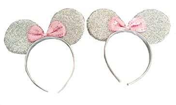 Mickey/Minnie Mouse Style Ears Boys, Girls, Children, Adults, Halloween