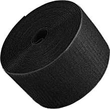1 Piece (24 Feet in Length) Black Cable Grip Strip Carpet Floor Cord Cover Cable Protector Cable Management, Protect Cords and Prevent a Trip Hazard