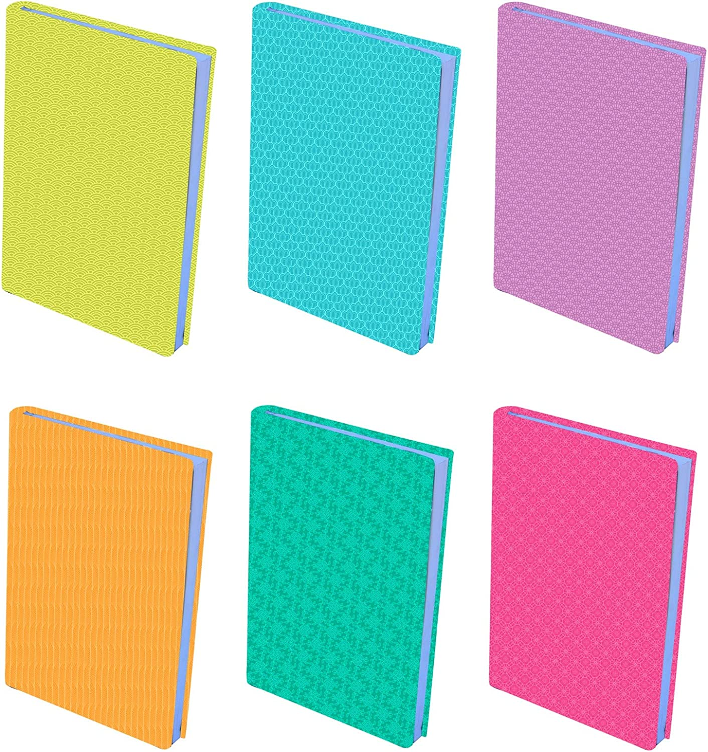 InstyleCraft Stretchable Fabric Book 6 Inventory cleanup selling sale Max 57% OFF Cover- Prints S2-Pattern