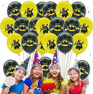 Batman Folienballon Avengers Marvel Superheld Junge Party Kindergeburtstag