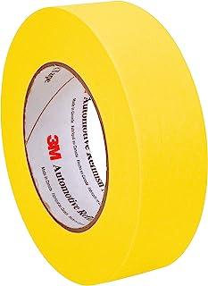 3M Automotive Refinish Masking Tape, 06654, 36 mm x 55 m,...