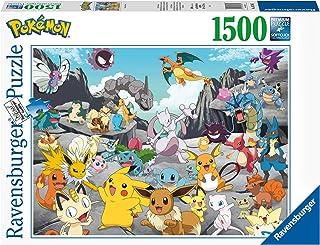 Ravensburger 16784 at: Pokémon Classics Puzzles, White