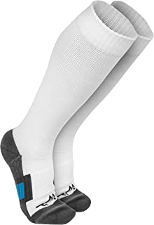 Wanderlust Travel Compression Socks - Premium Graduated Support Stockings for Men & Women - Prevents Swelling, Pain, Edema, DVT! Great for Everyday Use!