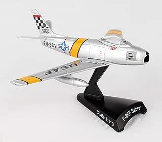 Daron Worldwide Trading Stamp F-86 Sabre Mig Mad Marine Jet