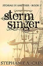 Stormsinger (Storms in Amethir Book 1)