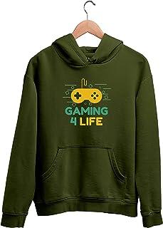 Royal Rajputana Inc | Gaming 4 Life | Unisex Sweatshirt | 100% Cotton Hoodie