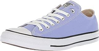 Converse Chuck Taylor All Star Seasonal Canvas Low Top Sneaker, Twilight Pulse, 7.5 M US