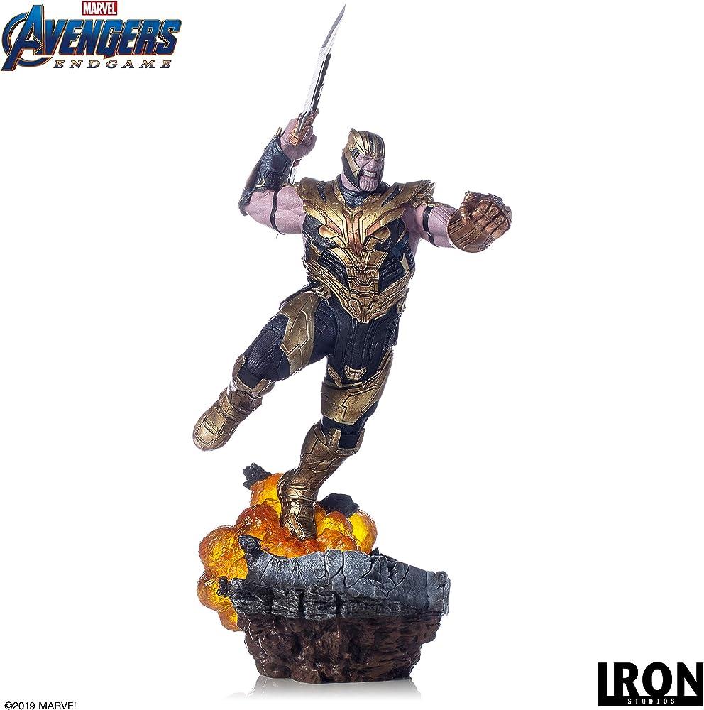 Iron studios avengers endgame marvel