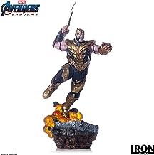 Estatua Thanos 36 cm. Vengadores: Endgame. BDS Art Scale. Regular Version. Escala 1:10. Iron Studios