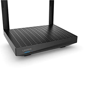 Linksys MR7350 Mesh Wi-Fi Router (Wi-Fi 6 Router, Dual-Band Wireless Mesh Router for Home Mesh Network) Future-Proof Fast ...