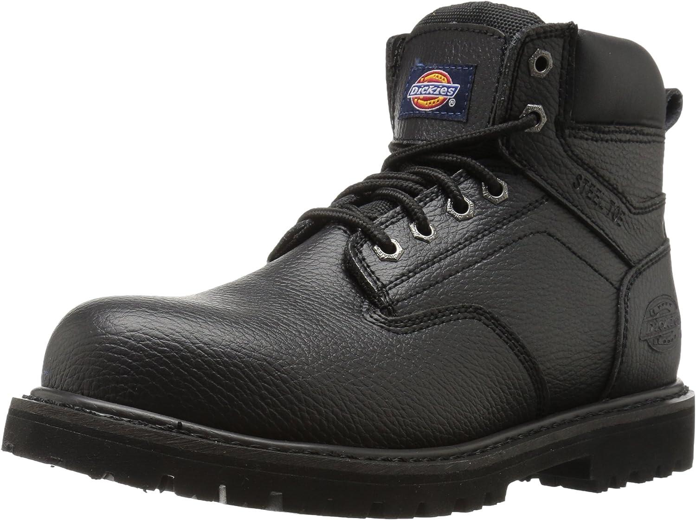 Dickies Men's Prowler Work Boot, Black, 9 M US
