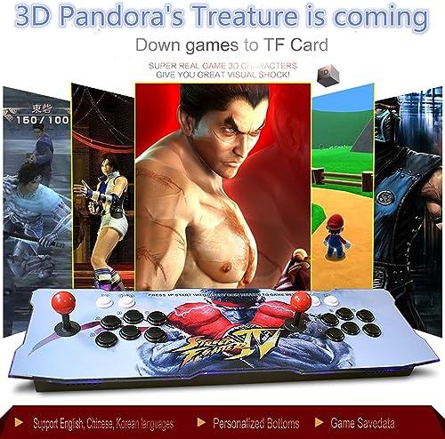 para barato XIN-Dynasty Arcade Games Console 3D 3D 3D Pandora's Treasure 1920x1080 Apoyo PS4  alta calidad