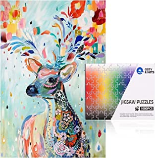 Puzzles for Adults 1000 Pieces Jigsaw Puzzle Toy Kid Large Puzzle Games - Cinque Terre Puzzles,Prime,Artwork for Home Deco...