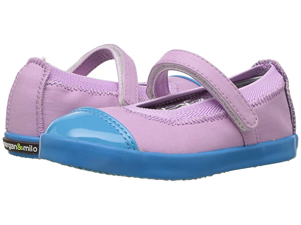 Morgan&Milo Kids Olivia Mary Jane (Toddler/Little Kid) (Orchid) Girls Shoes