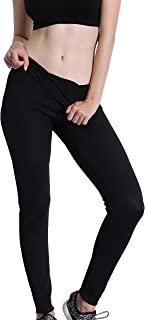Womens Hot Thermal Sauna Slimming Long Pants SCR Body Shapers Sweat Suit Workout Slimmer Leggings Fat Burner Shapewear to Lose Weight