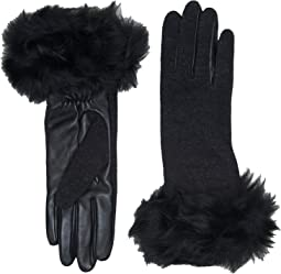 Smart Fabric Gloves w/ Toscana Trim