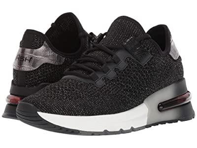 ASH Krush Bis (Black/Gunmetal) Women