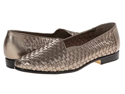 Trotters Liz (Pewter Calf) Women