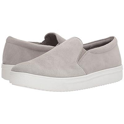 Blondo Gracie Waterproof Sneaker (Light Grey Suede) Women