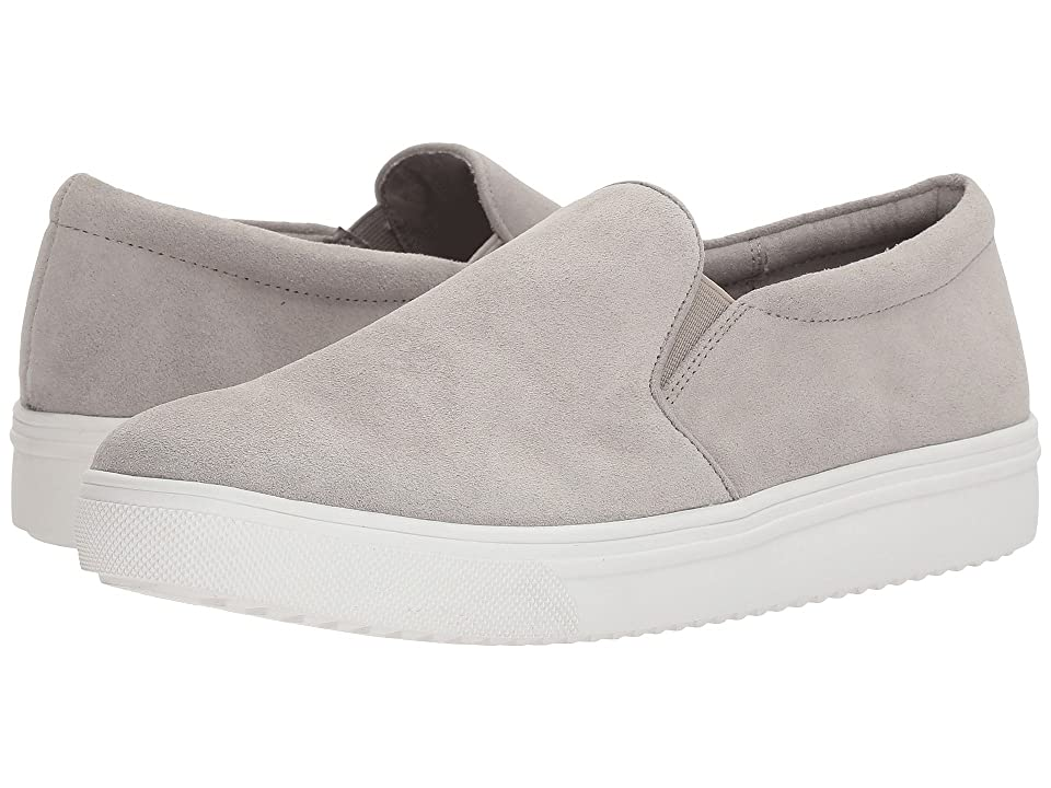 Blondo Gracie Waterproof Sneaker (Light Grey Suede) Women