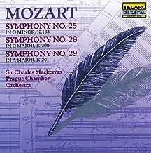 Best mozart symphony no 29 Reviews