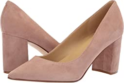 Blush New Silky Suede