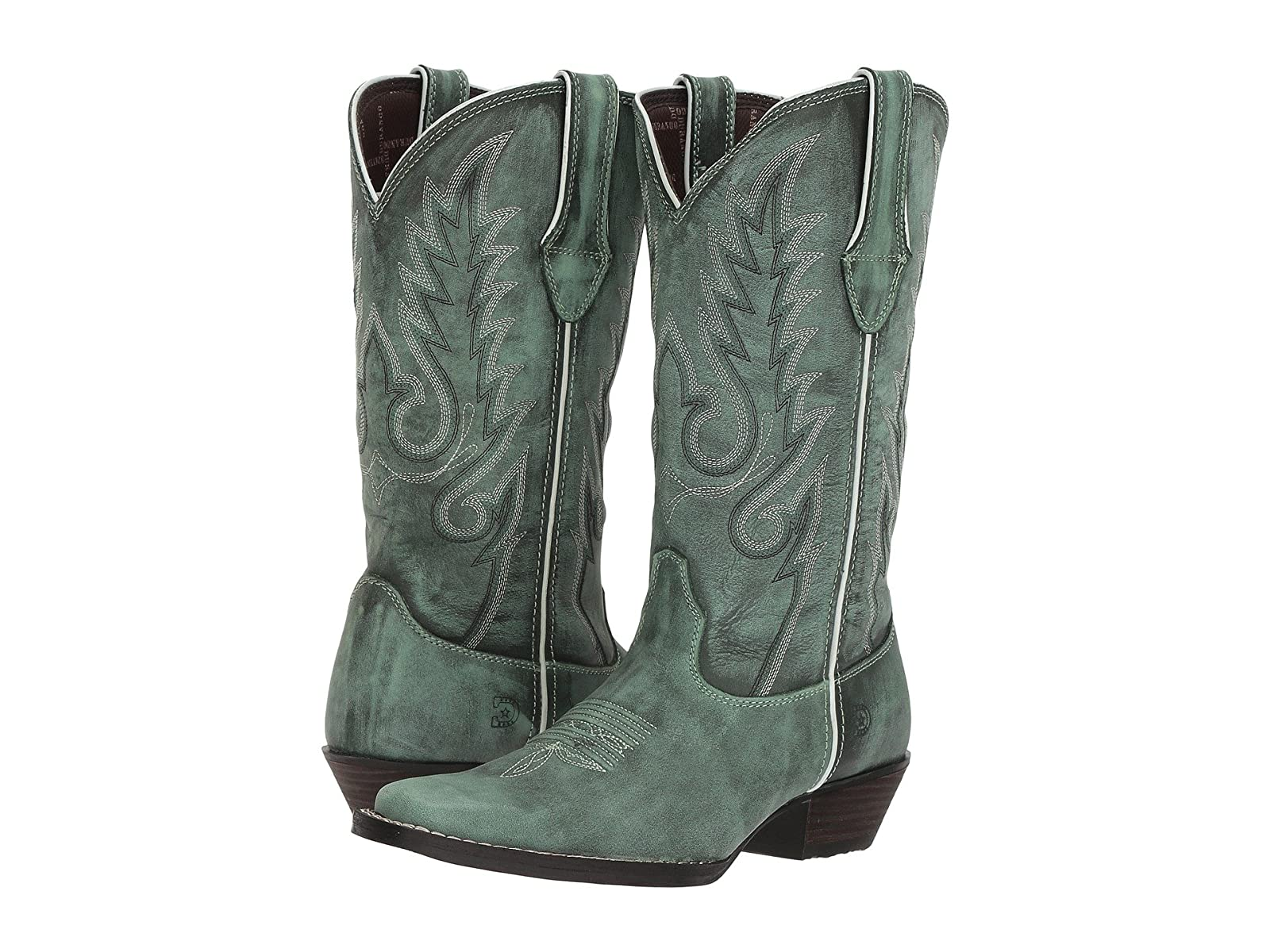 "Durango Dream Catcher 12"" Fancy StitchAffordable and distinctive shoes"