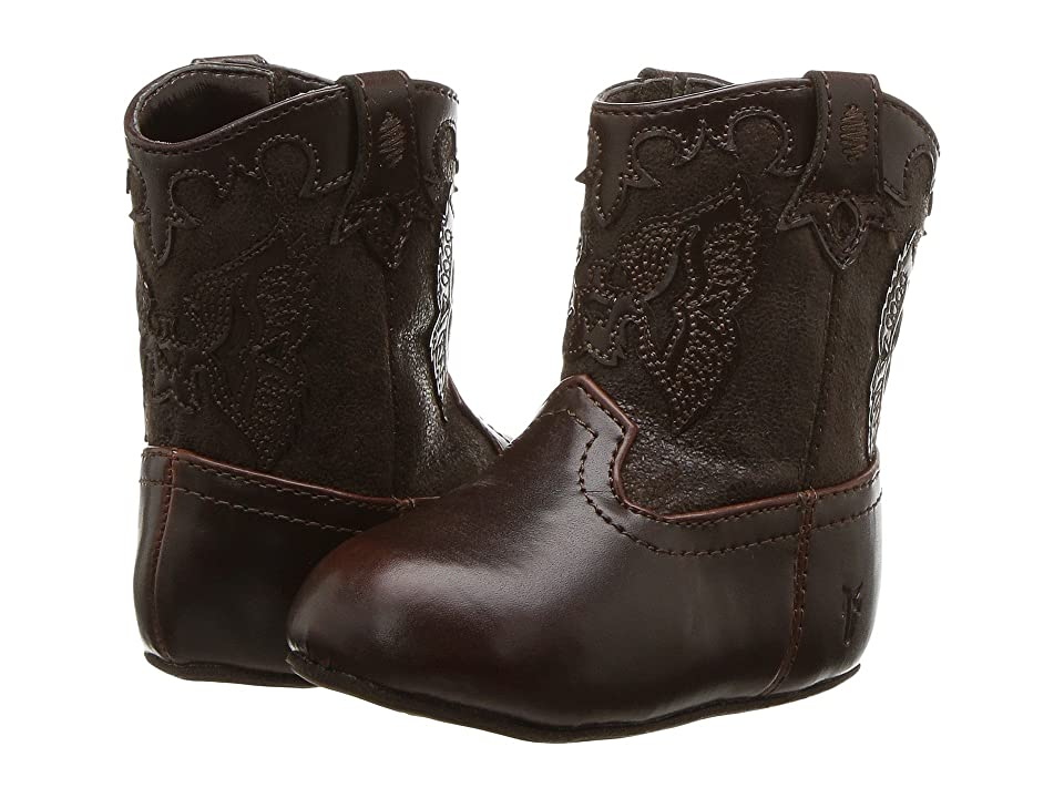 Frye Kids Firebird (Infant/Toddler) (Brown) Kid