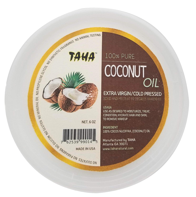 Taha Coconut Extra Virgin Oil (Pack of 4)