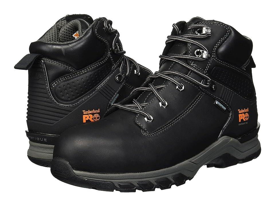 Timberland PRO Hypercharge 6 Safety Toe WP (Black) Men