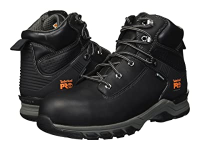 Timberland PRO Hypercharge 6 Safety Toe WP (Black) Men