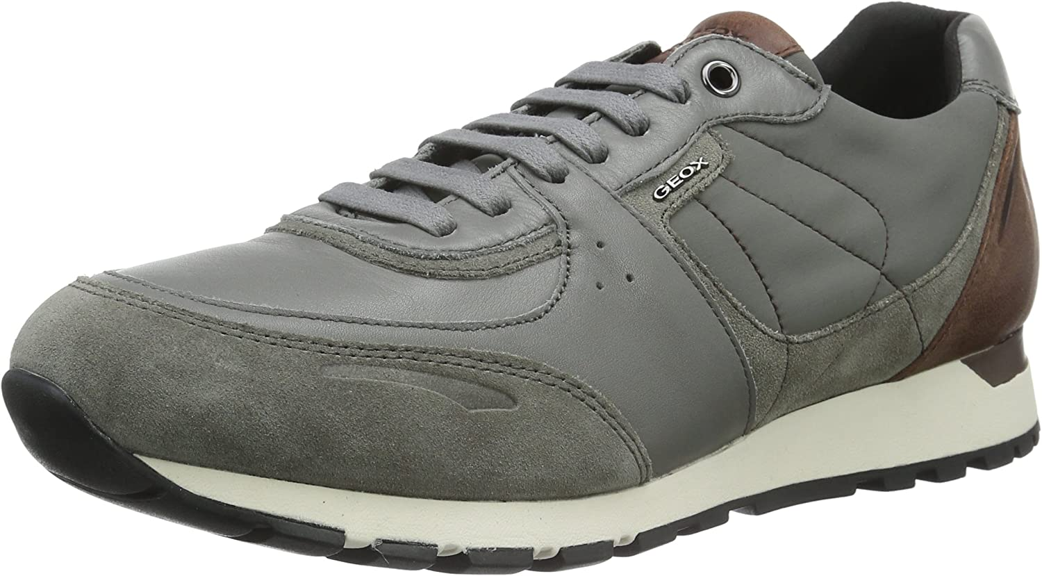 Geox Men's U Emildon C Low-Top Sneakers