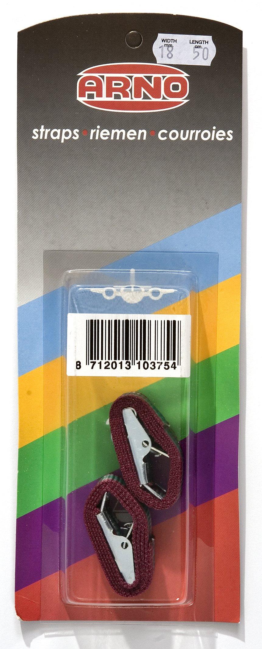 Arno Strap 18mm-150cm 2 pieces card