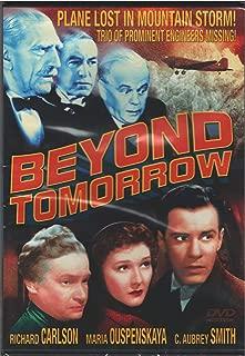Beyond Tomorrow (UK PAL Region 0) by Harry Carey