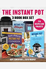 Instant Pot 3 Book Box Set: 250 Recipes and Projects, 3 Great Books, 1 Low Price! Kindle Edition