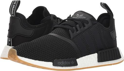 Adidas Originals Nmd R1 Glitch Graphic Mystery Blue Core Black
