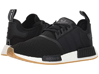 adidas Originals NMD_R1 (Black/Black/Gum 3) Men