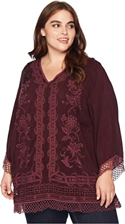 Plus Size Assic Top